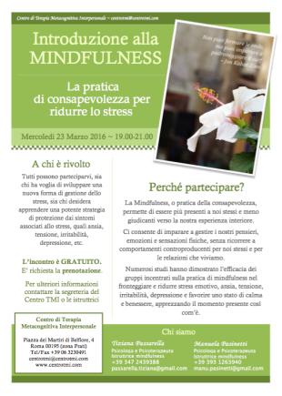 Incontro mindfulness_CTMI_marzo2016